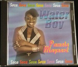 Music-CD-Soca-Pamela-Maynard-Water-Boy-Sealed