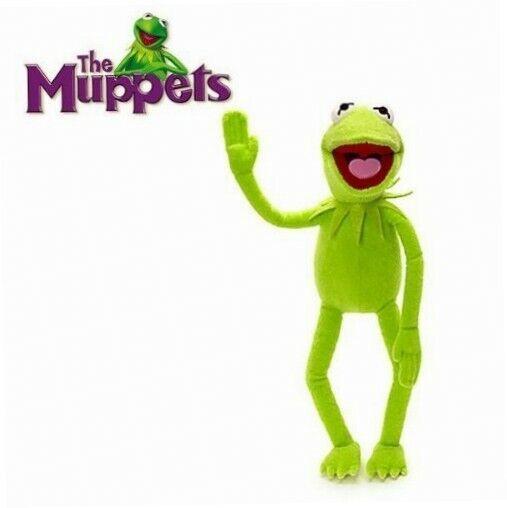 The Muppets Kermit 50cm Soft Plush Toy