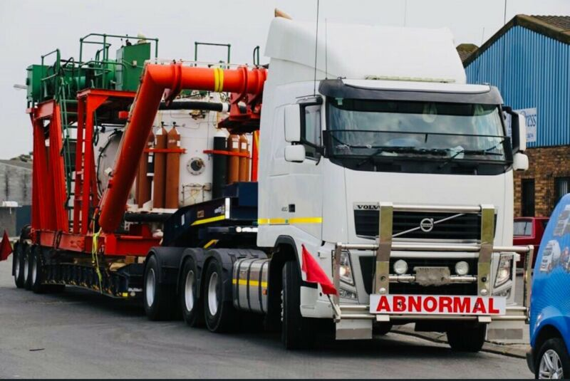 Abnormal Truck And Trailer For Hire