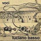 LUCIANO BASSO Voci CD italian prog