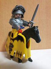 Playmobil Königs Ritter auf Streitross Ritterfigur & Pferd für Ritterburg NR:350