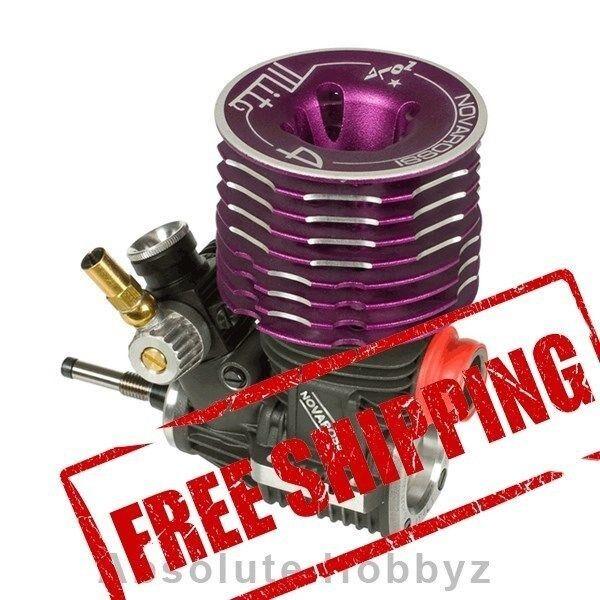 risparmia fino al 70% Novarossi Mito .21 .21 .21 4-Port Off-strada Engine (Tuned) (Ceramic) - NVRMITO21-4OFF  garanzia di qualità
