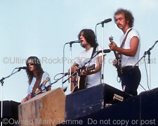 The Eagles Photo Glenn Frey Randy Meisner Bernie Leadon 1974 by Marty Temme