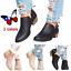 New-Autumn-Winter-Women-Boots-Solid-Lace-PU-Fashion-Fur-Martin-Boots thumbnail 1