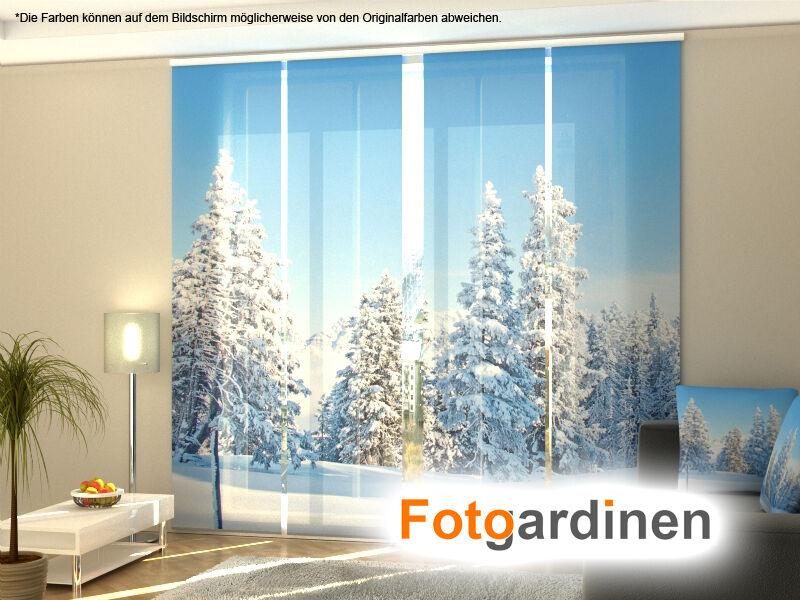 Foto tendine foresta, scorrevoli sipario tendine scorrevoli 3d stampa fotografica, su misura
