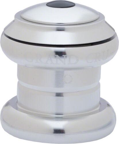 "Velo Orange Grand Cru 1-1//8/"" Threadless Headset Polished Silver"