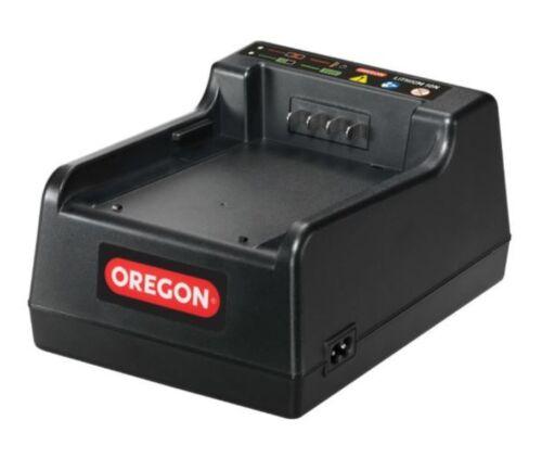 Oregon 40V C650 Rapid Battery Charger Lithium Ion 2.6 Ah 4.0 Ah 6.0 Ah 594076