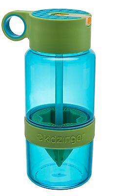 ZingAnything Kid CITRUS ZINGER 16 oz Flavored Water Bottle Juicer Fruit Infuser