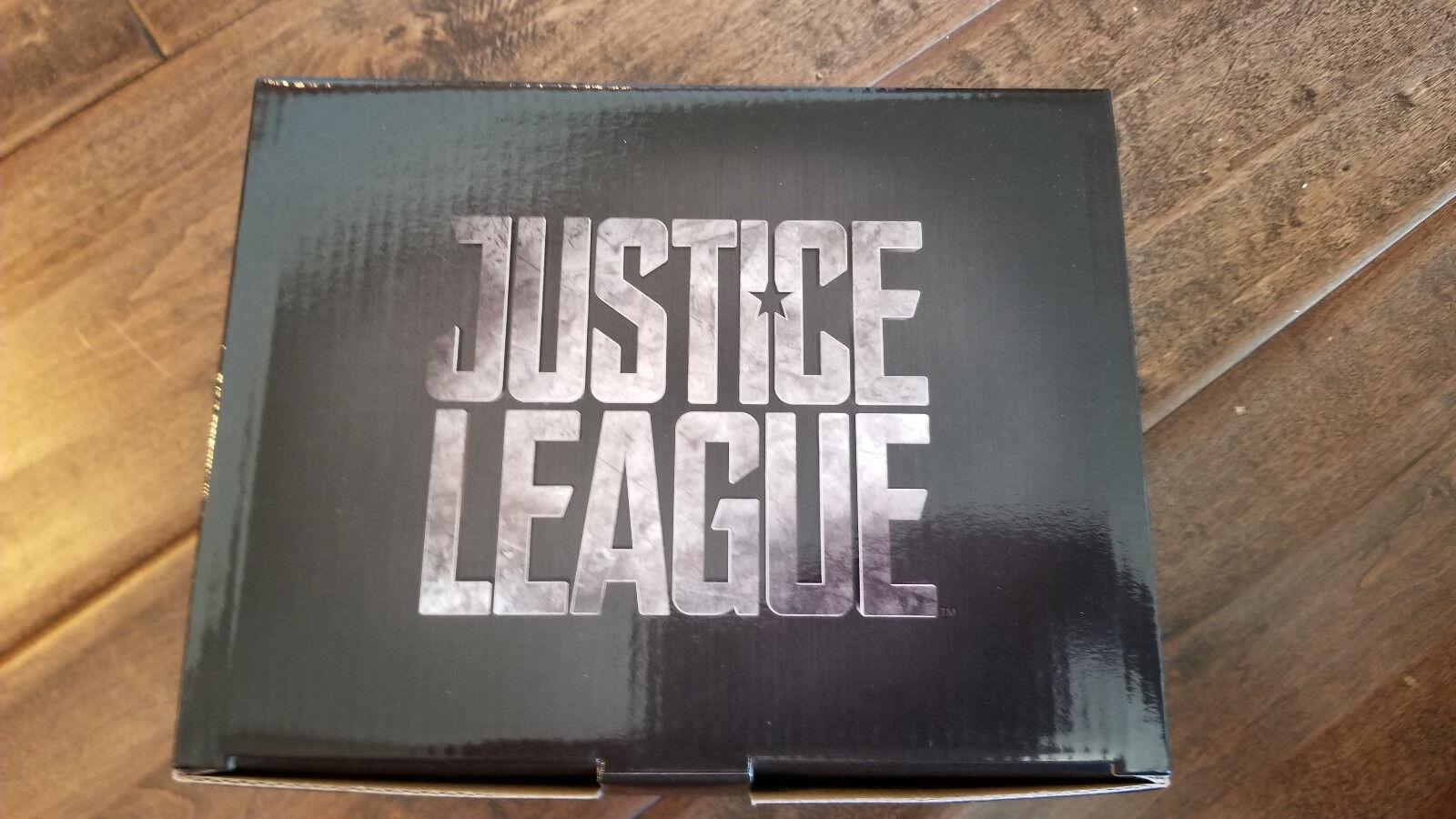 2017 Sdcc Exclusivo Mattel Hot Wheels Dc Justice Justice Justice League Batman Batmóvil MIB fa8511