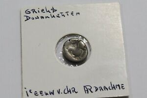 "DANUBIAN CELTS - PANNONIA Drachme SILVER ""type de Dachreiter"" B34 XN24"