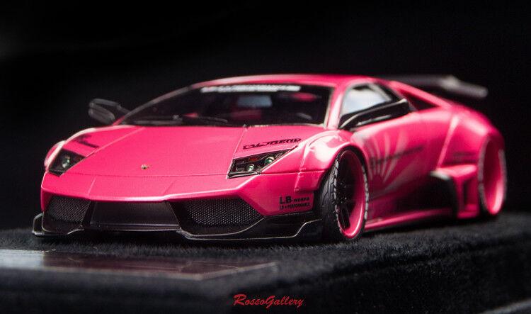 1 43 Model CareerGarage Lamborghini Murcielago LP640 Stars Pearl Pink FC001B