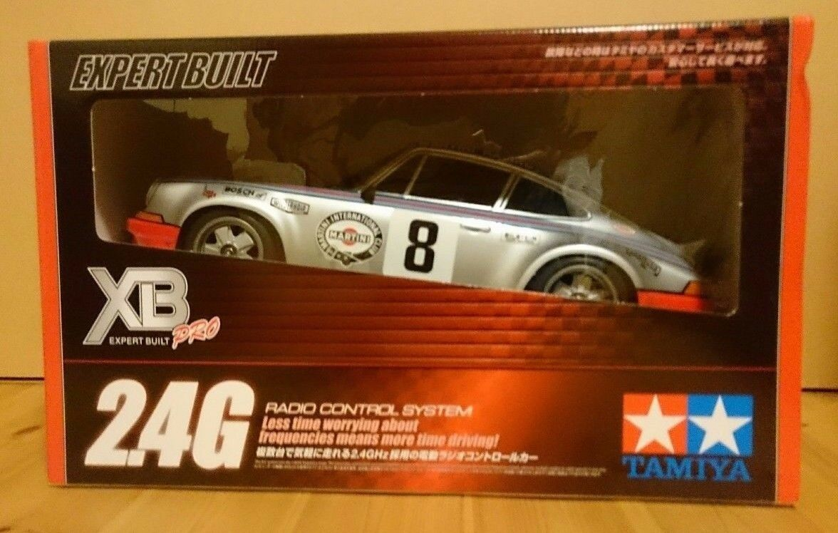 Tamiya 1 10 XB series No.166 Porsche 911 Carrera RSR (TT - 02 chassis) painted