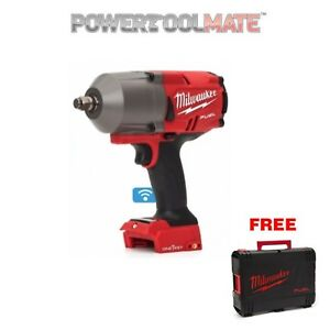 Milwaukee-M18ONEFHIWF12-0-FUEL-One-Key-1-2-034-Impact-Wrench-Bare-FREE-CASE