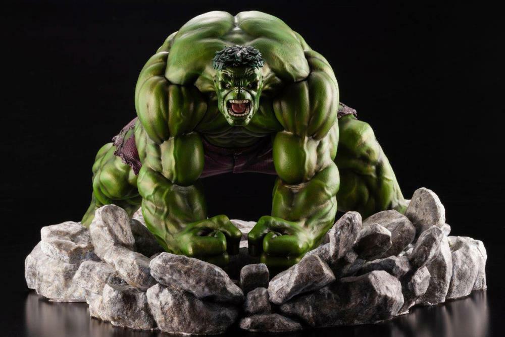 Kotobukiya Marvel Avengers HULK Statua 110 ArtFX Premier