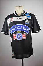 2011-12 SK Sturm Graz Trikot Away Gr. S Jako Österreich schwarz Puntigamer