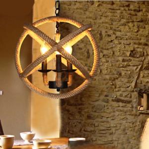 Industrie Vintage Loft Kronleuchter Deckenlampen Pendelleuchte Steampunk Fixture