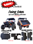MudBusters Polaris General 1000 Fenders /& Protection Panel Combo Kit