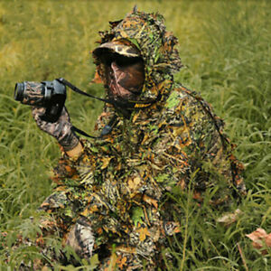 3D-Lightweight-Hunting-Airsoft-Sniper-Ghillie-Suit-Breathable-Camouflage-Suit