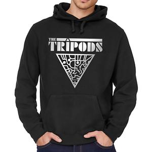 The-Tripods-Die-dreibeinigen-Herrscher-SciFi-Kapuzenpullover-Hoodie-Sweatshirt
