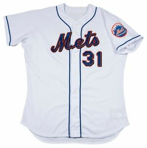 the latest 6713c fd7ab Details about New York Met Mike Piazza Replica Jersey Giveaway Size XL Citi  Field MLB SGA NEW