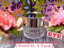"Clinique Repairwear Laser Focus Wrinkle Correcting""Eye""Cream◆(5ml/0.17oz)◆FREE/P"