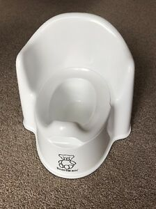 Baby Bjorn Potty Chair nearly new - <span itemprop=availableAtOrFrom>Cobham, Surrey, United Kingdom</span> - Baby Bjorn Potty Chair nearly new - Cobham, Surrey, United Kingdom