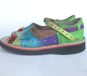 Jane Art Carter Mary Shoes Dipinto Sandali 7 Marc Platform Soletech Dog HvFqv