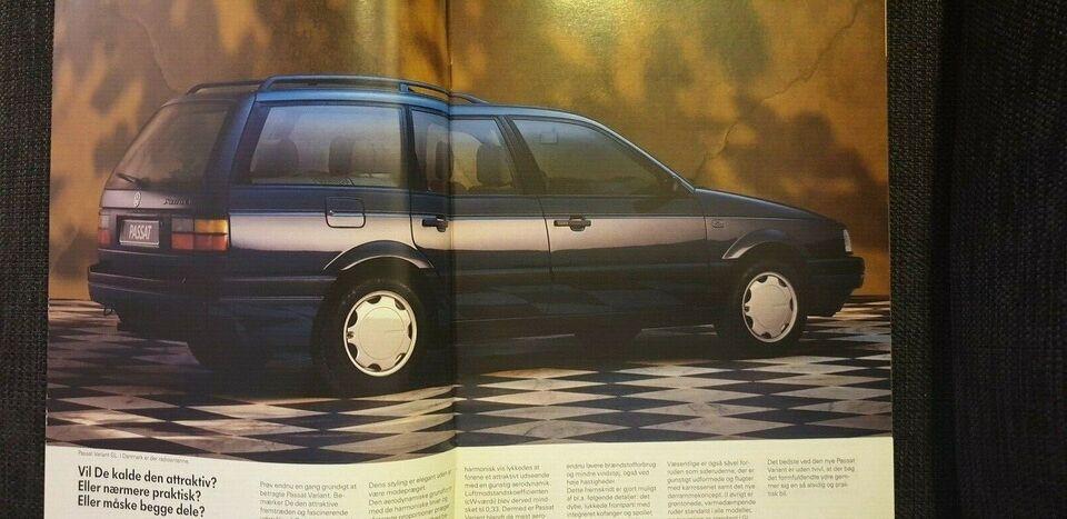 Brochure, VW Passat Variant