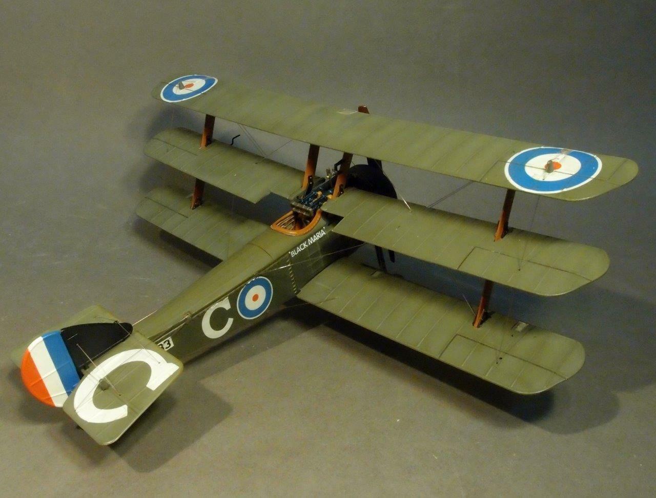 ACE-30 - Sopwith Triplane - Knights of the Skies - John Jenkins
