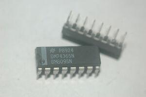 NATIONAL-DM8095N-DM74365N-16-Pin-Dip-Integrated-Circuit-8095-74365-Qty-25