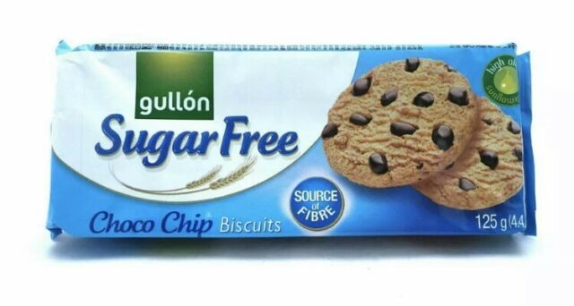 Gullon Sugar Free Biscuits Mixed Selection No Added Sugar Digestiveshortbread