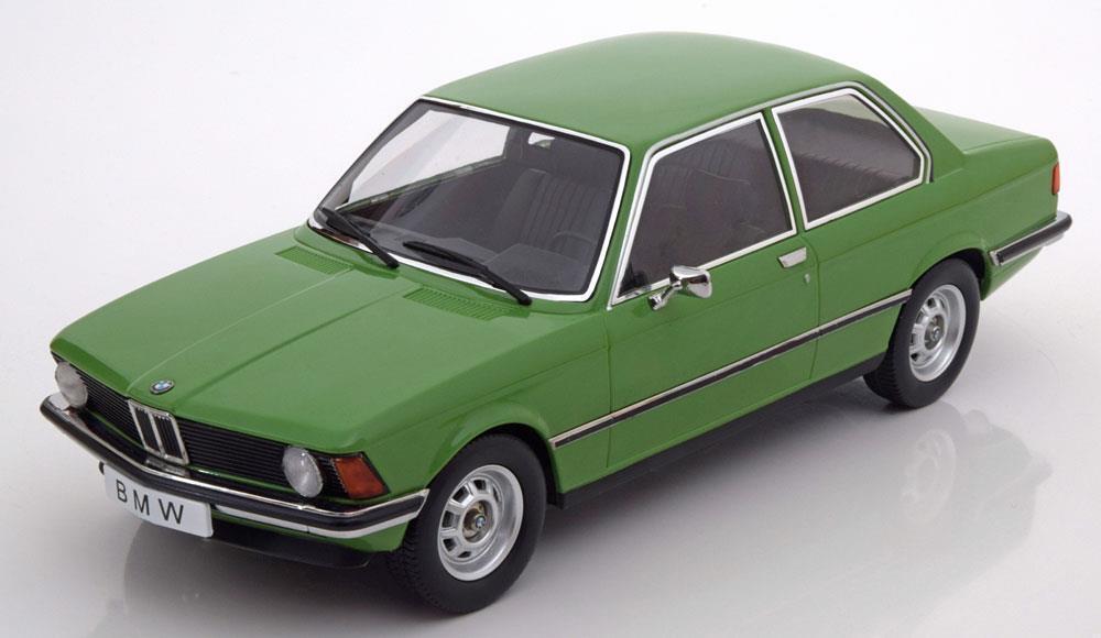 BMW 318I E21 1975 vert KK SCALE KKDC180043 1 18 SERIE 3 3ER 318 I GRUN vert