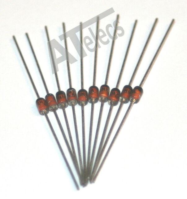 5 pieces MULTICOMP 1N4760A ZENER DIODE DO-41 1W 68V