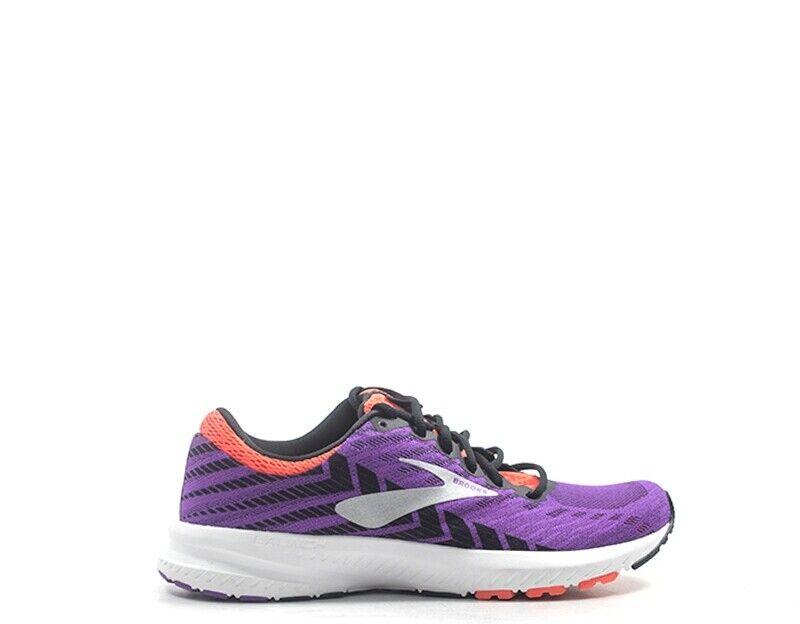 Scarpe BROOKS Donna Running  VIOLA PU,Tessuto 1202851B542