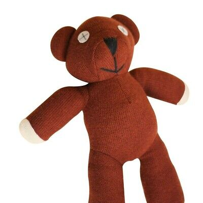"Brown Figure Doll Child Gift 1pc 9/"" Mr Bean Teddy Bear Animal Stuffed Plush Toy"