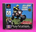 ATV Quad Power Racing Sony PlayStation 1 Game MINT Disc Complete - Ps1