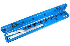 Gegenhalter Werkzeug Set Gegenhalteschlüssel Satz Kurbelwellen Zahnriemenrad Kfz