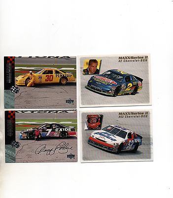 (22) Card 1990's Nascar Lot Ex/ex+ Raw P270 Fashionable And Attractive Packages
