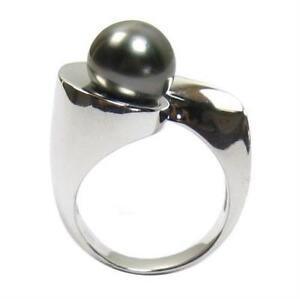10mm-Tahitian-Black-Pearl-Ring-in-12-0g-925-Sterling-Silver