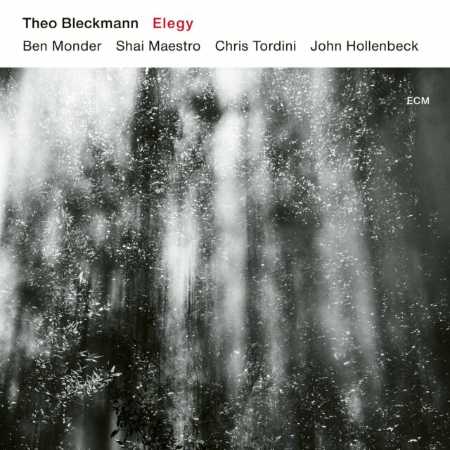 Theo Bleckmann -  Elegy CD 2017