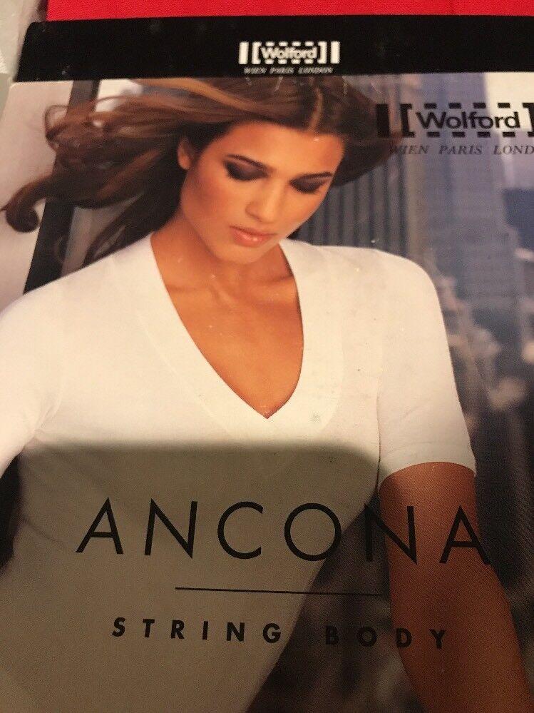 Wolford Ancona Seiten Körpergröße  Groß Farbe  Granatapfel 75013 - 40