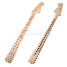 Kmise Ahorn E-Bass Gitarren Hals für Jazz Bass Parts Ersatz 21 Fret