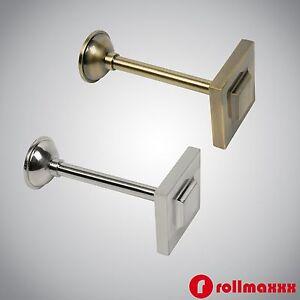 rollmaxxx vorhang raffhalter raffhaken wandhaken gardinenhalter metall ebay. Black Bedroom Furniture Sets. Home Design Ideas