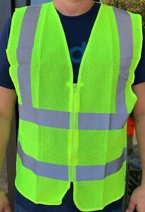 Yellow-Mesh-High-Visibility-Safety-Vest-ANSI-ISEA-107-2010