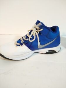 Nike Air Visi Pro 5 Womens Athletic Basketball Shoe Size 9.5 Royal ... fb12d9397