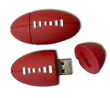 Novelty American Football Ruby Ball 16GB USB 2.0 Memory Stick Flash Drive