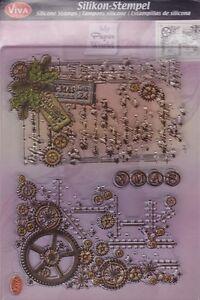 Motivstempel-Clearstamps-Steampunk-Zahnraeder-Weihnachten-Viva-Decor-400311500