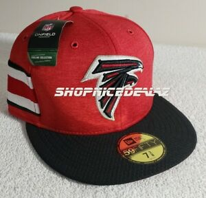 NEW Era 59 Fifty Cap-Sideline Home Atlanta Falcons