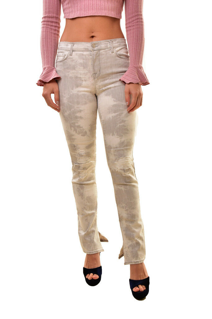 J BRAND Woherren Rail 8112C073 Distress Slim Jeans Multi Größe 31   221 BCF811