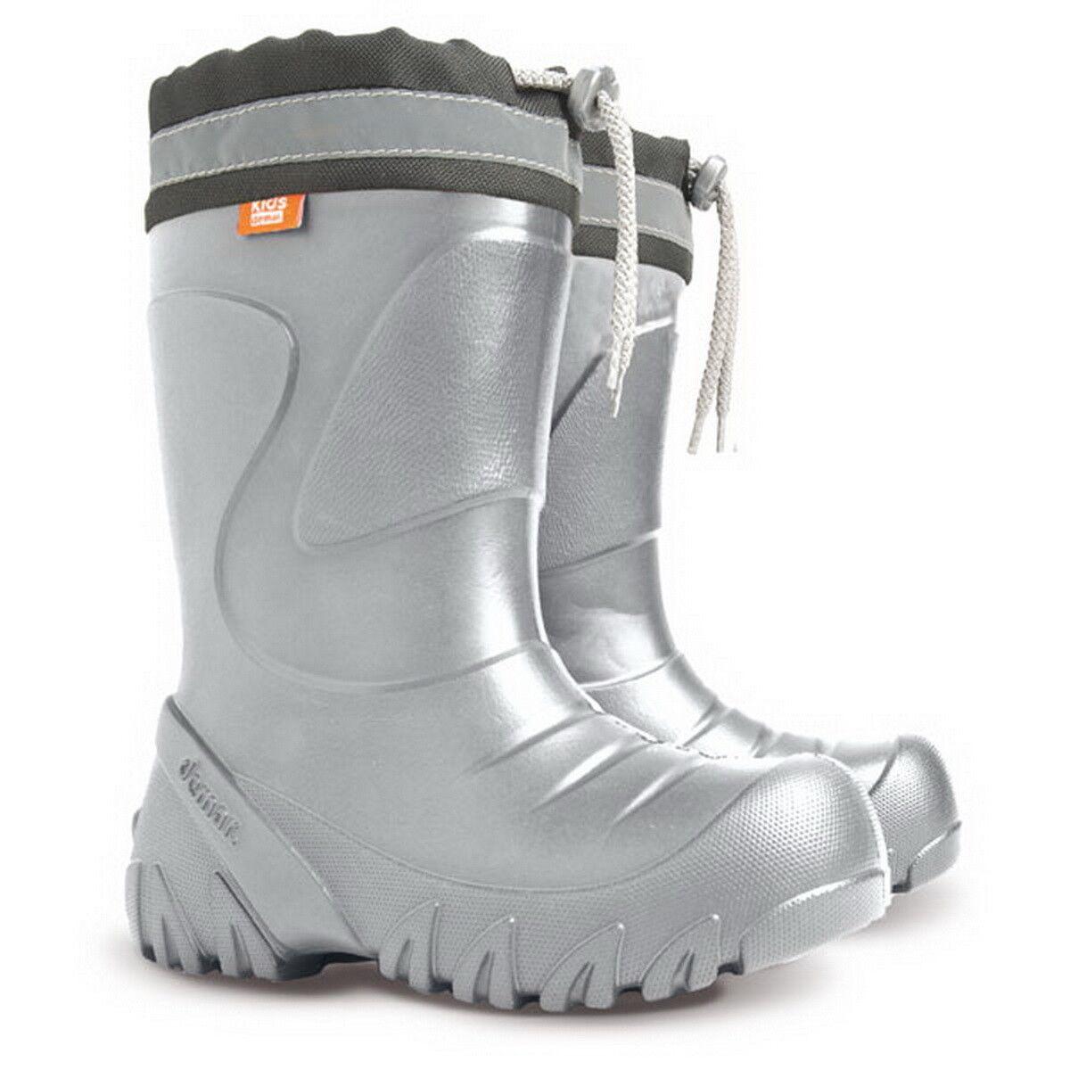 Kids Girl Boy ULTRALIGHT Wellies Synthetic Rubber EVA Wellington Boots EU 24-39